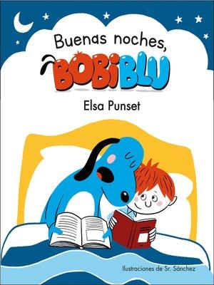 cover image of ¡Buenas noches, Bobiblú!
