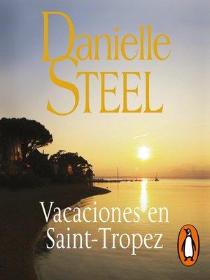 cover image of Vacaciones en Saint-Tropez