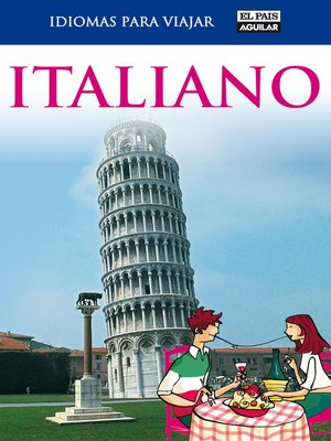 cover image of Italiano (Idiomas para viajar)