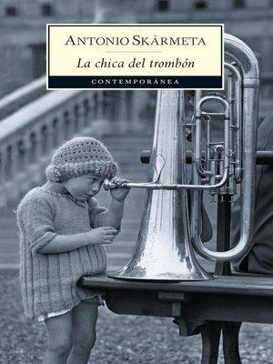 cover image of La chica del trombón