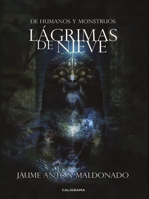 cover image of Lágrimas de nieve