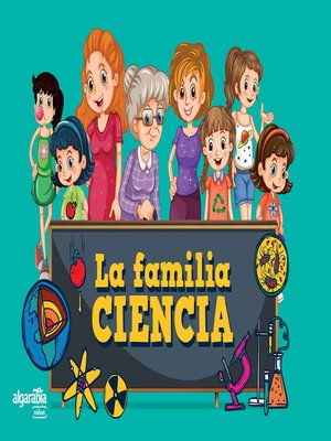 cover image of La familia Ciencia