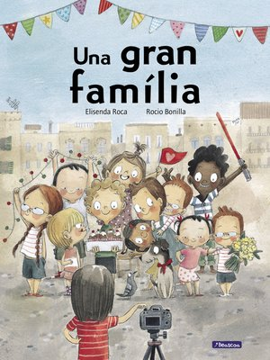 cover image of Una gran família