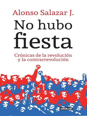 cover image of No hubo fiesta
