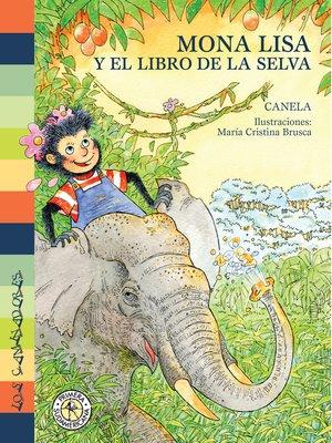 cover image of Mona Lisa y el libro de la selva