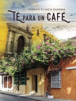 cover image of Té para un café