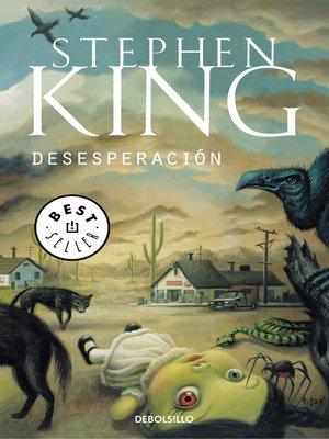 cover image of Desesperación