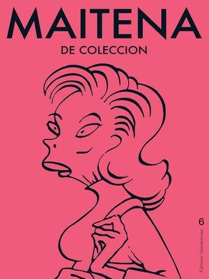 cover image of Maitena de coleccion 6