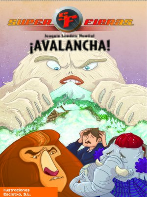 cover image of ¡Avalancha! (Serie Superfieras 5)