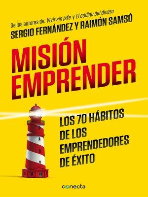cover image of Misión emprender