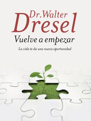 cover image of Vuelve a empezar