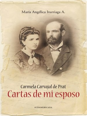 cover image of Carmela Carvajal de Prat. Cartas de mi Esposo
