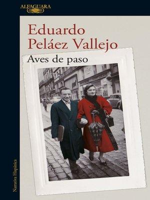 cover image of Aves de paso