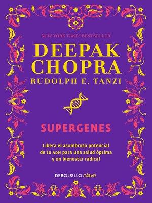 cover image of Supergenes