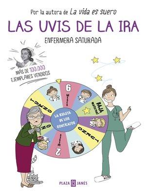 cover image of Las uvis de la ira