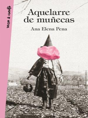 cover image of Aquelarre de muñecas