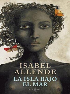 cover image of La isla bajo el mar