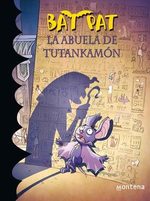 cover image of La abuela de Tutankamón
