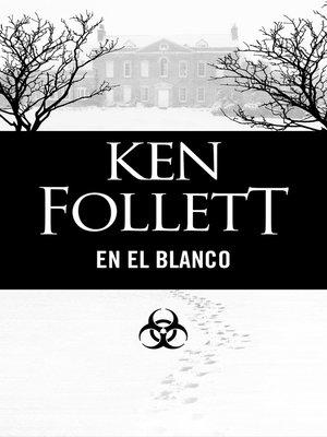 cover image of En el blanco