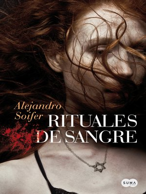 cover image of Rituales de sangre