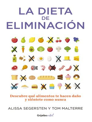 cover image of La dieta de eliminación (Colección Vital)