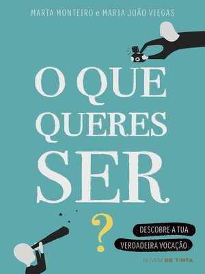cover image of O que queres ser?