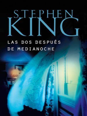cover image of Las dos después de medianoche