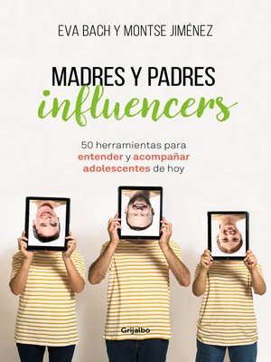 cover image of Madres y Padres influencers