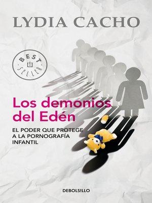 cover image of Los demonios del Edén