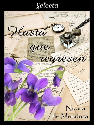 cover image of Hasta que regresen