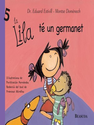 cover image of La Lila té un germanet