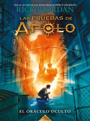 cover image of El oráculo oculto