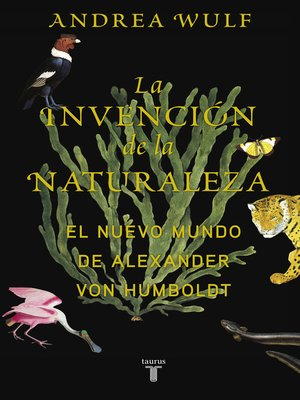 cover image of La invencion de la naturaleza