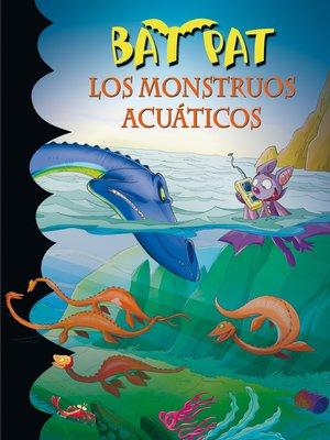 cover image of Los monstruos acuáticos