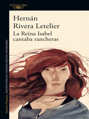 cover image of La reina Isabel cantaba rancheras
