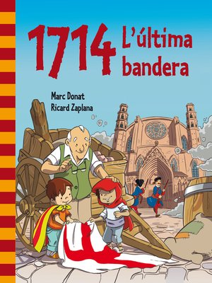 cover image of 1714. L'última bandera