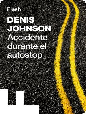 cover image of Accidente durante el autostop (Flash)