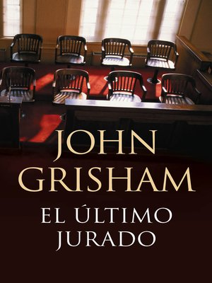 cover image of El último jurado