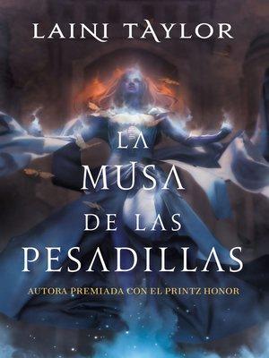 cover image of La musa de las pesadillas (El soñador desconocido 2)