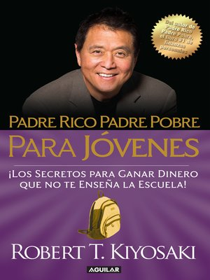 cover image of Padre rico, padre pobre para jóvenes