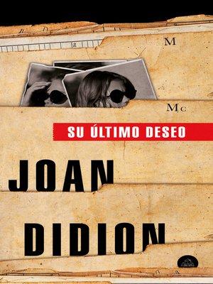 cover image of Su último deseo