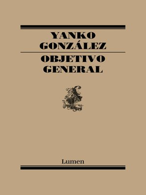 cover image of Objetivo General