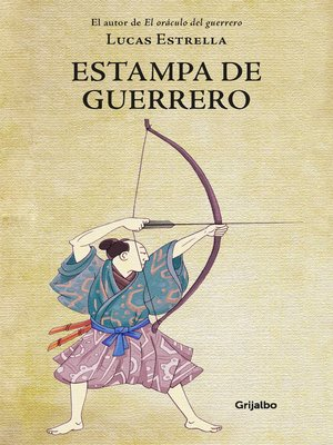 cover image of Estampa de guerrero
