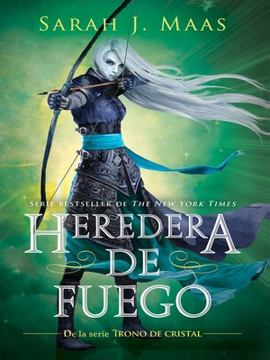 cover image of Heredera de fuego