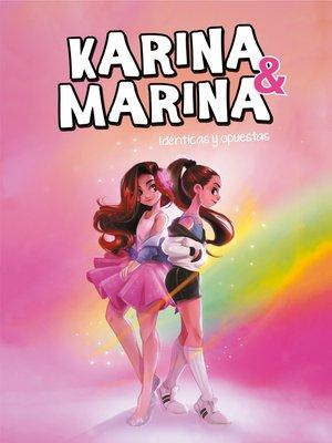 cover image of Idénticas y opuestas