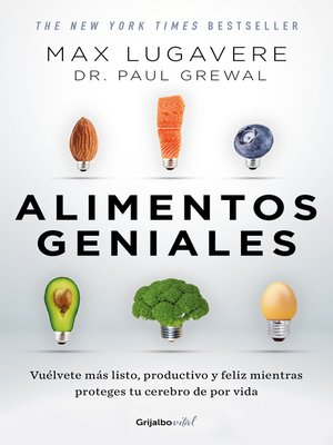 cover image of Alimentos geniales