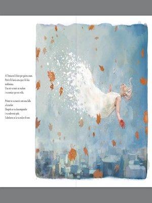 cover image of La nena que va salvar els llibres