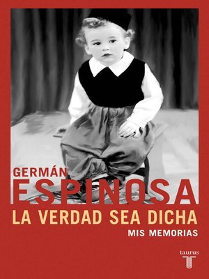 cover image of La verdad sea dicha