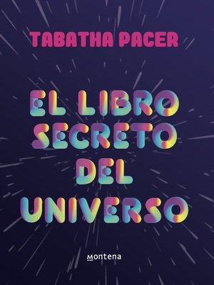 cover image of El libro secreto del universo