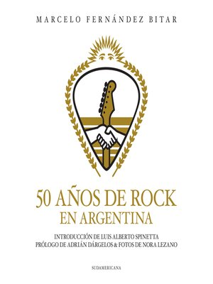cover image of 50 años de rock en Argentina